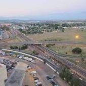 Autovía A-4 a su paso por Córdoba
