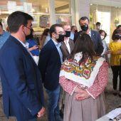 Una muestra gastronómica acerca a Badajoz la gastronomía de Campo Mayor enmarcada en el proyecto de la eurociudad