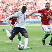 Dembélé se despide de la Eurocopa