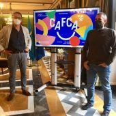 Presentación CAFCA en Oviedo