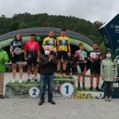 """Finaliza a """"Xurés Bike Tour"""" tras tres días pola Serra do Xurés"""