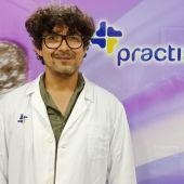 Fernando Alarcón, dermatólogo