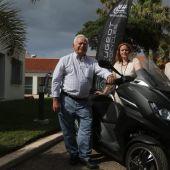 La nueva Peugeot Metropolis 400 cc ya está en Málaga