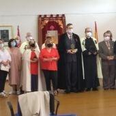 El Ayuntamiento de El Toboso recibe la medalla de la Orden del Camino de Santiago