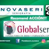 Recomend ACCION!!! con GlobalServi