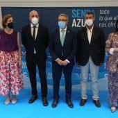 Presentación Senda Azul Málaga