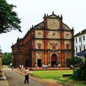 Basílica del Buen Jesús de Goa