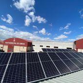 Chiclana comienza a instalar placas fotovoltaicas en los edificios municipales
