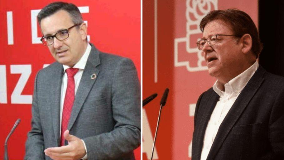 El PSRM-PSOE acepta el cierre en diferido del trasvase Tajo-Segura planeado por el Ministerio