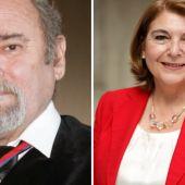 Julián Pérez Templado y Mabe Campuzano