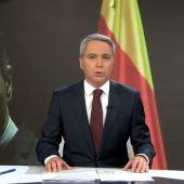 Vicente Vallés critica el cambio de postura de Sánchez sobre los indultos