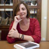 Maite Salord ha sido la imagen de Més en el Consell de Menorca.