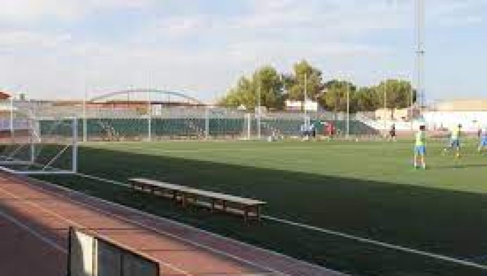 Estadio 'Paquito Giménez' de Socuéllamos con capacidad para 3.500 espectadores