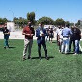 La Diputación destinará más de 604.000 euros para el desarrollo de infraestructuras en Granja de Rocamora
