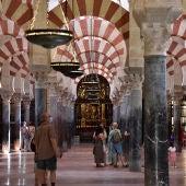 Patio de columnas de la Mezquita- Catedral de Córdoba