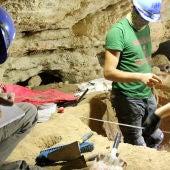 Yacimineto Cueva de Los Toriles - Carrizosa