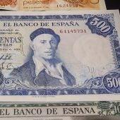 El Banco de España, incluida su sucursal en Badajoz, deja de cambiar pesetas a euros desde este miércoles