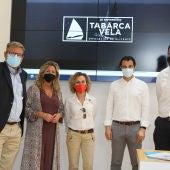 La presentación de la 25 edición de la regata Tabarca Vela Diputación de Alicante.