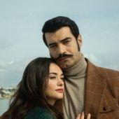 Yilmaz y Züleyha, protagonistas de 'Tierra Amarga'