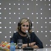 Carmen Rigalt en Más de uno