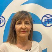 Loli Serna, concejala del PP en el Ayuntamiento de Elche.