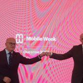"""Baltar logra que Ourense acolla a """"Mobile Week"""""""