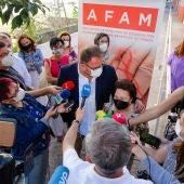 Inauguración Centro terapéutico de Alzheimer Antonia Blanco