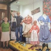 Confecciones Pinedo. Comercio centenario de Vitoria