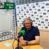 Ángel Villafranca, presidente de DCOOP Baco