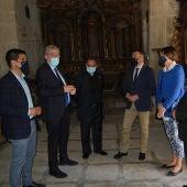 Investimento de 3,8M€ na mellora do Patrimonio Cultural da provincia