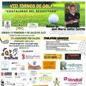 Memorial José Santos Castillo en el Abedul Golf 2021