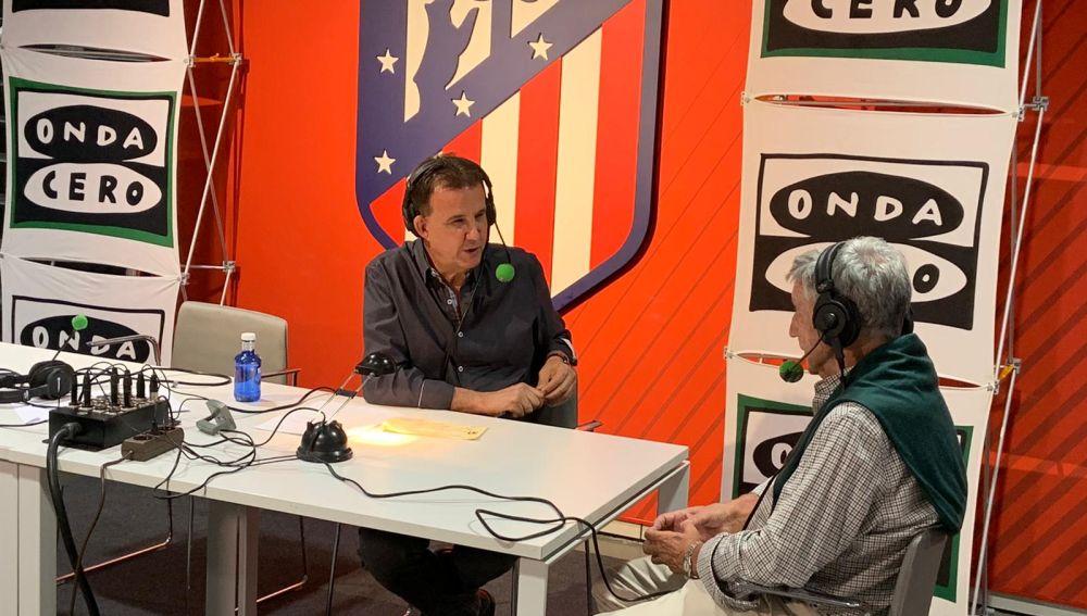 José Ramón de la Morena entrevista a José Eulogio Gárate