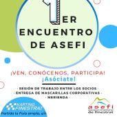 Encuentro empresarial organizado por ASEFI.