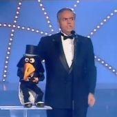 """Así acusaba el cuervo Rockefeller a José Luis Moreno hace años: """"Corruptos, chorizos, cabestros y empresarios como usted"""""""