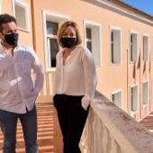 Ximo Coll y Carolina Vives, matrimonio y alcaldes de El Verger y Els Poblets