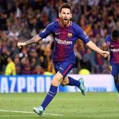 Messi, libre