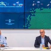 """Manuel Baltar destaca """"o potencial da economía verde"""""""