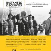 """Exposición de fotografía """"Instantes Decisivos"""" en Villanueva de los Infantes"""
