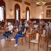 Beneficiarios del Plan de Empleo Joven de Ciudad Real