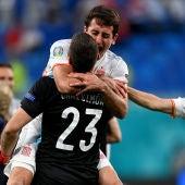 España se clasifica a semifinales tras imponerse a Suiza en los penaltis
