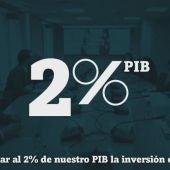 La campaña 'Objetivo 2%' de Constantes y Vitales recibe la Medalla al Mérito Social Universitario