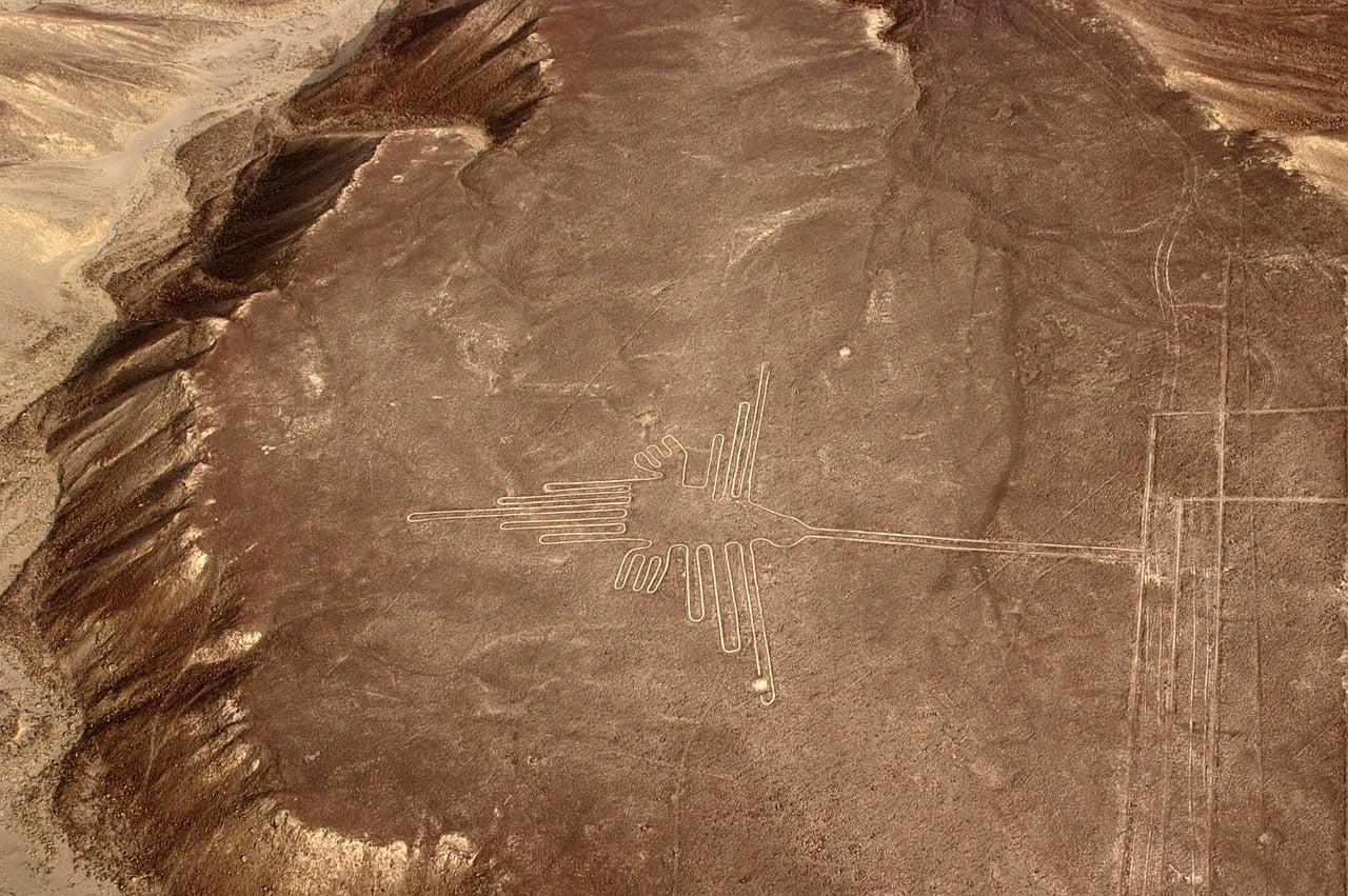 El Colegio Invisible 1x71   Los mensajes de los dioses: de las líneas de Nazca al gigante de Atacama