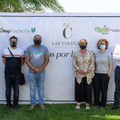 """El proyecto """"Alimentos por la Inclusión"""" de Las Colinas Golf & Country Club y Fundación Gmp apoyará a 26 familias de la Vega Baja en situación de vulnerabilidad"""
