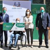Fundación Eurocaja Rural premia a COCEMFE con una ' Ayuda Social'