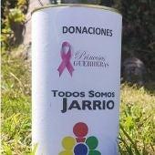 Todos Somos Jarrio inicia campaña hucha.