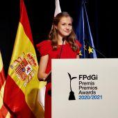 Los Premios Princesa de Girona reconocen la excelencia de 10 jóvenes