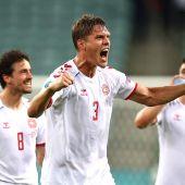 República Checa 1 - 2 Dinamarca