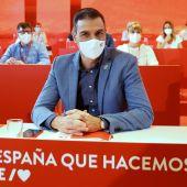 """Sánchez reivindica la """"valentía"""" del PSOE y asegura que los indultos ya empiezan a tener efecto"""