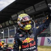Max Verstappen logra la 'pole' en Austria en el GP de Austria