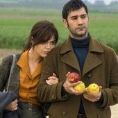 Züleyha y Yilmaz, protagonistas de 'Tierra amarga'